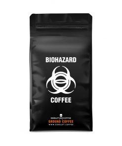 قهوه اسکلت بایوهازارد