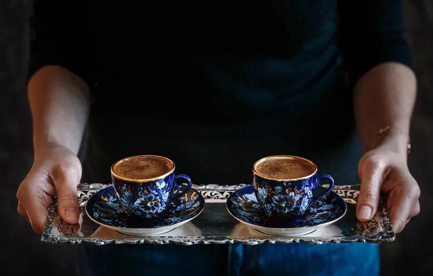 قهوه ترک حرفه ای شما آمادست