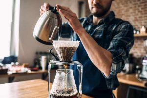 طرز تهیه قهوه با کلور