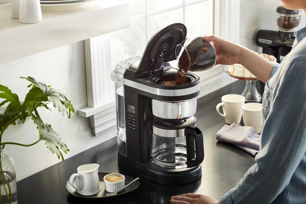 نحوه استفاده از قهوه ساز برقی دریپ کافی