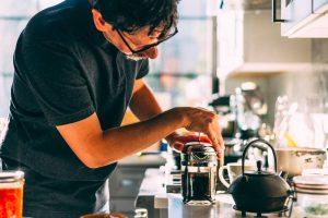 نکات مهم در طرز تهیه قهوه با فرنچ پرس