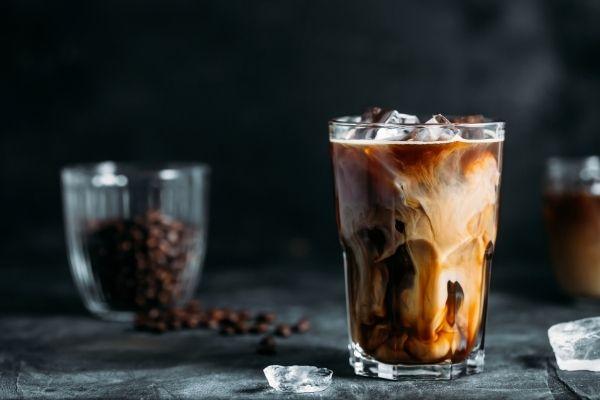 قهوه سرد iced coffee